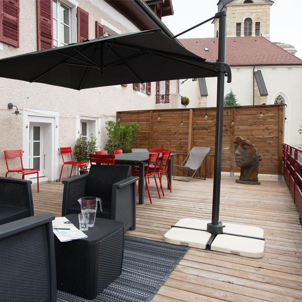 Annecy rent lodge