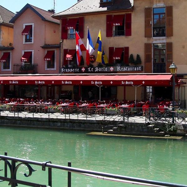 Le Sarto restaurant annecy
