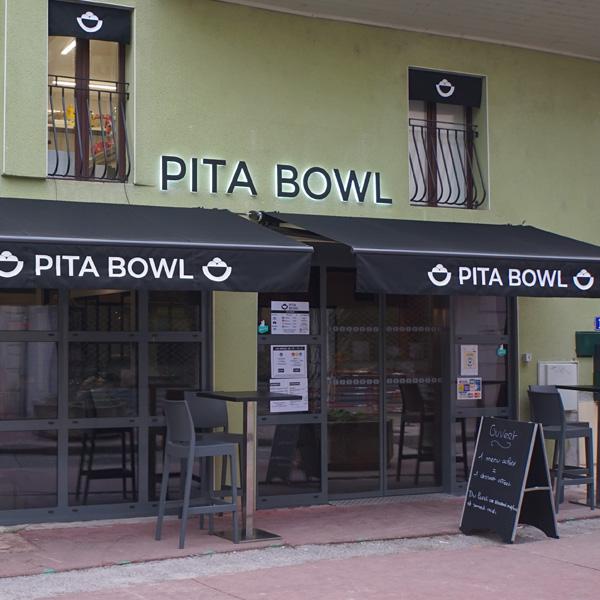 Pita bowl Annecy