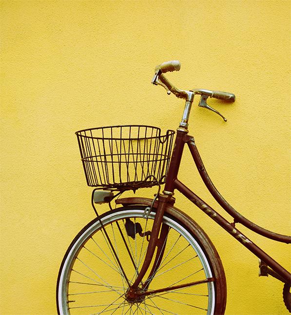 Tour du lac à vélo